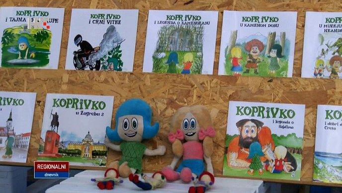 Koprivko je junak devet slikovnica / Koprivkov svijet / HRT