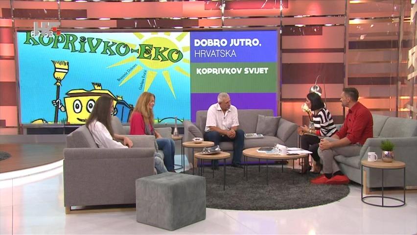 Koprivko-eko na HRT-u